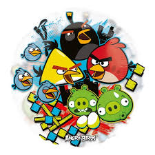 Pin on Angry Birds Birthday Party