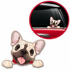 1 French Bulldog Decal Vinyl Funny Dog Frenchie Sticker Car Laptop Window B 232 Ebay