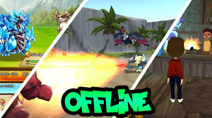 TOP 5 OFFLINE POKEMON LIKE GAMES FOR ANDROID!! - YouTube