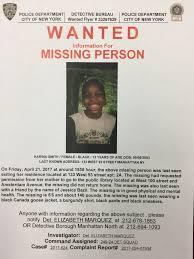 West Side Rag » HELP POLICE FIND MISSING 13-YEAR-OLD (UPDATE: FOUND)