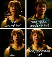 can you introduce me from harry potter movie quotes