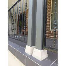 Post Accessory Modtrim 90 100mm Full Slip On Post Cover Bunnings Warehouse