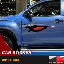 2020 Wolf Cool Car Sticker Ferocious Door Sticker Speed Decal For Candy Pickup Rear Window From Suozhi1997 33 77 Dhgate Com