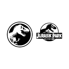 Jurassic Park Vinyl Decal Sticker