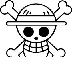 One Piece Decal Etsy