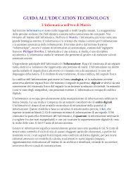 Informatica libro (Get) - Docsity