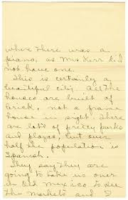 Letter from Jessie N. to Lela Smith, August 2 1913] - The Portal to Texas  History