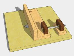Router Table Fence With Micro Adjustment