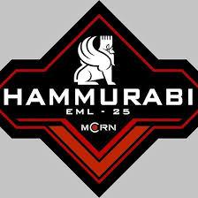 Mcrn Hammurabi Crest The Expanse Sci Fi Tv Shows Ship Logo