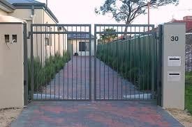 Tubular Fencing Gates Perth Auswest Fencing