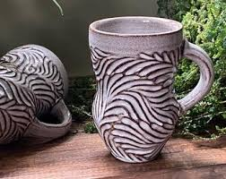 Fern Mug Etsy