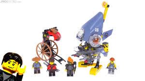 JANGBRiCKS LEGO reviews & MOCs: LEGO Ninjago Movie Piranha Attack ...