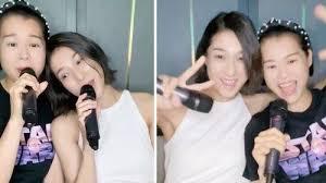 Myolie Wu and Linda Chung Meet Up for Karaoke | News Break