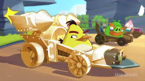 NEW! Angry Birds Go! Cinematic Trailer - YouTube