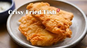 Crispy Fried Fish - YouTube