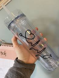 Medical Field Appreciation Bottle Tumbler Decal This Life Made Easy