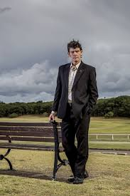 Peter Hadfield OAM from the series 'People's Park' – National Photographic  Portrait Prize