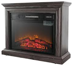 electric fireplace insert with remote