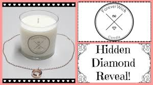 foreverwick candle a diamond in every