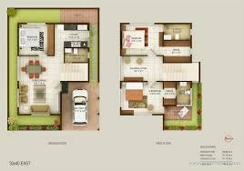 duplex house plans for 30x50 site