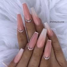 43 pretty wedding nail ideas for brides
