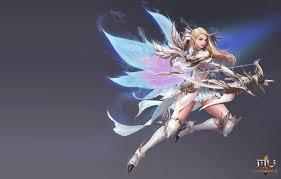 archer fantasy art mmorpg