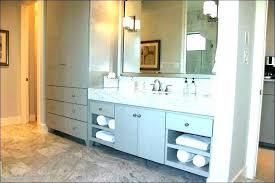 excellent bathroom cupboard designs