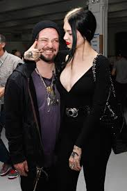 Bam Margera, Porcelain Black - Porcelain Black Photos - The Blonds -  Backstage - Spring 2012 Mercedes-Benz Fashion Week - Zimbio