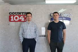 Rosetown's Adam Deibert stopped by the... - Classic Hits Radio | Facebook