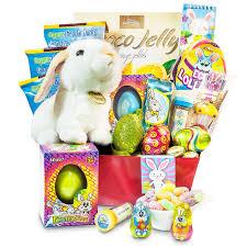 bunny hop easter gift basket delivery