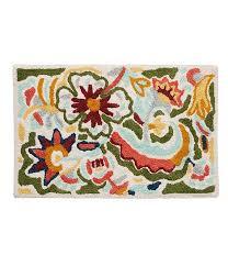 multi fl bath rug