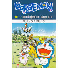 Truyện tranh Doraemon truyện dài lẻ ( tập 16-24)