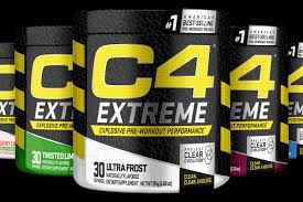 cellucor c4 extreme is transpa and