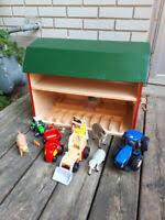 wooden toy barn kijiji in ontario