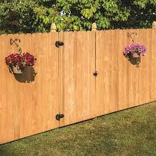 Severe Weather 6 Ft H X 8 Ft W Spruce Pine Fir Dog Ear Wood Fence Panel In The Wood Fence Panels Department At Lowes Com