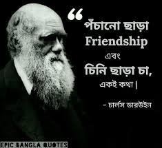 roasting is necessary to keep the bond epic bangla quotes