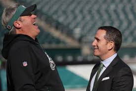 Howie Roseman, Doug Pederson drafted project players like they know they  won't get fired by