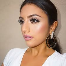 light makeup looks for party george s