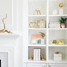 white quartz fireplace surround design