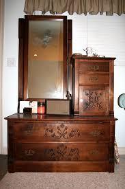 lowboy dresser with hat box