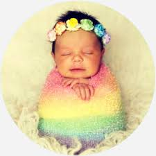 what does rainbow baby mean slang by com
