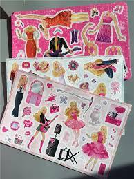 Búp Bê Barbie Công Chúa Con Gái Mặc Thay Đổi Đổi Dán Quần Áo Tranh Dán Giấy  3-68 Tuổi Trẻ Em Mẫu Giáo Từ Ghép Hình Trí Tuệ Đồ Chơi