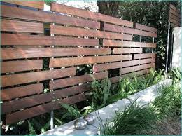 Wooden Fence Design Ideas For Simply Wooden Fence Design Ideas With Good Quality Wood Materials For Good Fence Lift Up Tight Privacy By Inst Haveindretning Hegn