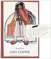 Lost copper: Poems: Rose, Wendy: Amazon.com: Books