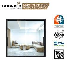 slim frame sliding doors