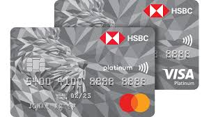 hsbc platinum credit cards credit