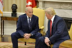 John Kelly toma posse como chefe de gabinete do governo Trump | Jovem Pan