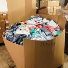 clothing pallets s whole