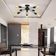 sputnik ceiling lights pendant lamp