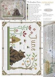 june pattern cross sch freebies